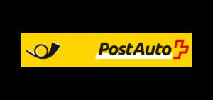 Logo Postauto Schweiz AG